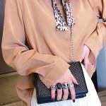 Gothic Jewelled Black Sling Bag | Jo Yi Seo – Itaewon Class