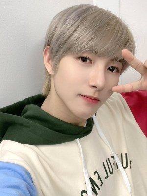 Beautiful Enough Color Block Hoodie | Renjun – NCT