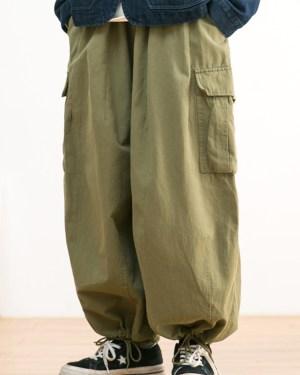 Taehyung Oversized Cargo Pants 00005