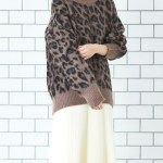 Animal Print Crew Neck Sweater | Jo Yi So – Itaewon Class