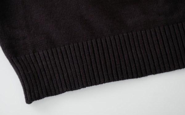 Charlie Brown Classic Black Sweater | Lisa – Blackpink