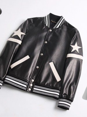 RM Stars and Bands on the Sleeve Jacket 00004