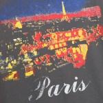 Starry Night Sky Grey T-Shirt | Jennie – BlackPink