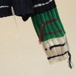 Multicolor Block Sweater With Tassels | Taeyeon – Girls Generation