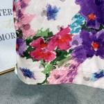 Floral Puff Sleeve Retro Dress | Joy – Red Velvet