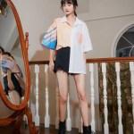 Oil Painting Print T-Shirt | Chen – EXO