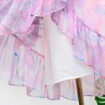 Floral Chiffon Dress | IU