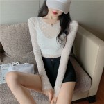 Black Moon Sheer Top | Jennie – Blackpink