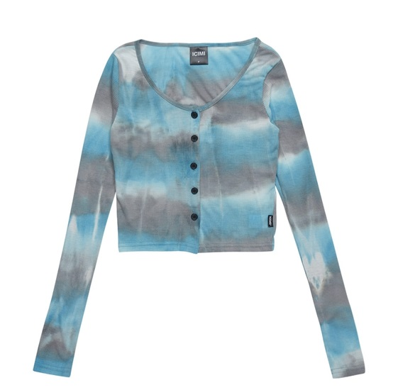 Tie-Dye Cardigan | Jennie – Blackpink