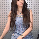 Fringe Tweed Sleeveless Mini Dress | Jisoo – Blackpink