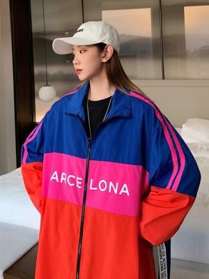Yeji – ITZY Oversized Sport Jacket (1)