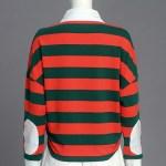 Striped Cotton Polo Top | Hyunjin – Stray Kids