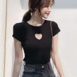 Black Heart T-Shirt | IU
