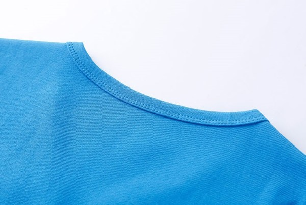 Sapphire Blue Button Top | Joy – Red Velvet