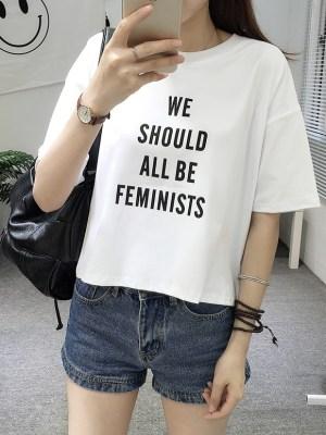 Joy – Red Velvet We Should All Be Feminists T-Shirt (9)