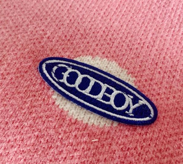 Pink Sweater With Polka Dots   Bobby – iKon