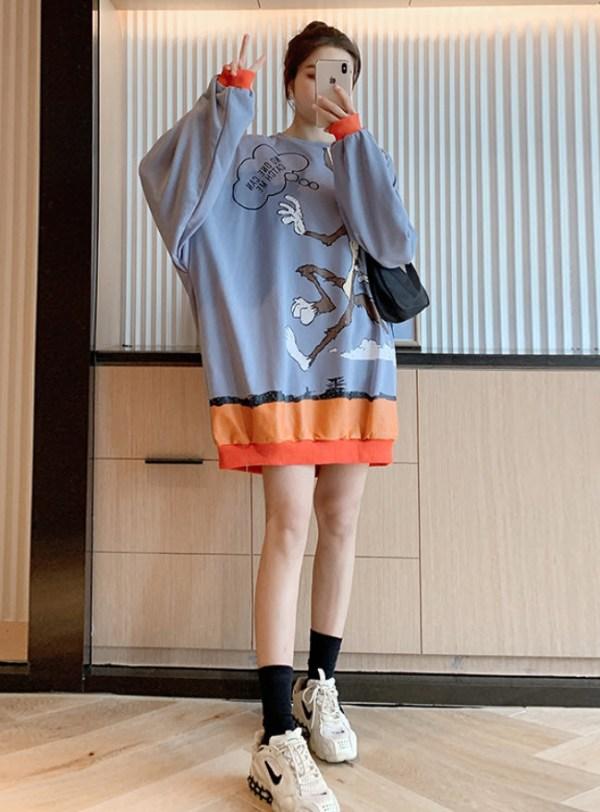 Running Cayote Blue Sweater | Bobby – iKON