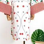 Floral Belted Robe | IU – Hotel Del Luna