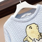 Blue Hatching Egg Sweater | Kai – EXO