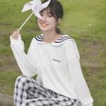 Moonlight Cat Sailor Type Sweater