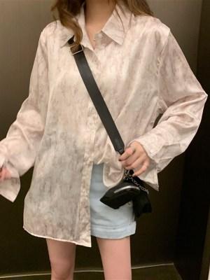 Yunhyeong – iKON White Inked Shirt (8)