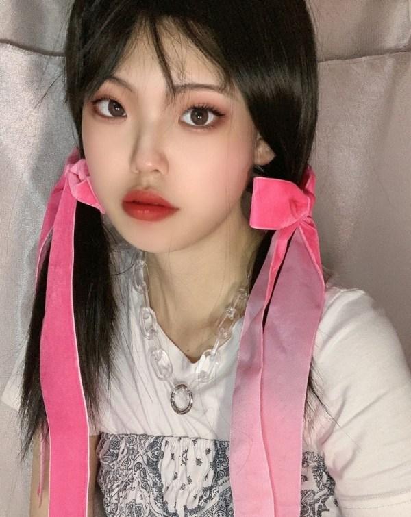 Pink Bow Hairpin | Jennie – BlackPink