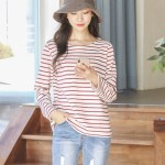 Striped Long Sleeve T-Shirt | Jinyoung – GOT7