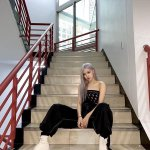 Black Overall With Belt | Rose – BlackPink