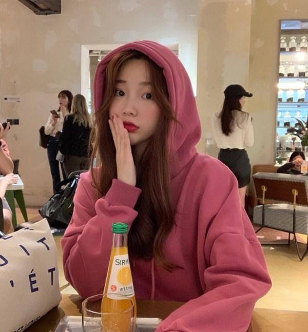 Oversized Drawstring Hoodie | Sa Hye-Jun – Record Of Youth