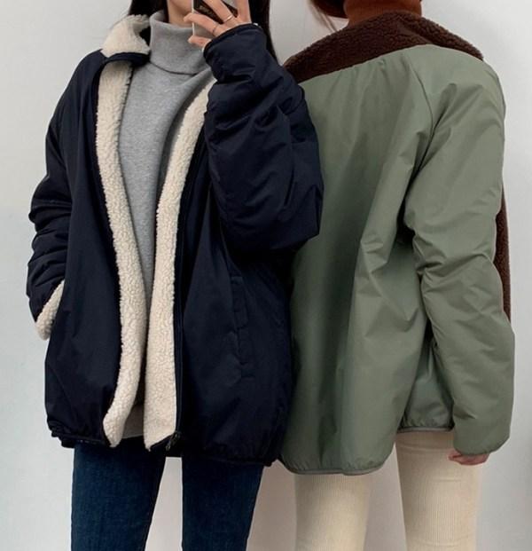 Apricot Reversible Jacket | Shuhua – (G)I-DLE