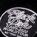 Black Velvet Plush Jacket | Lisa – BlackPink