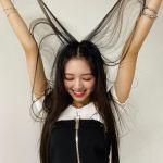 Adjustable Belted Black Tube Top | Yuna – ITZY