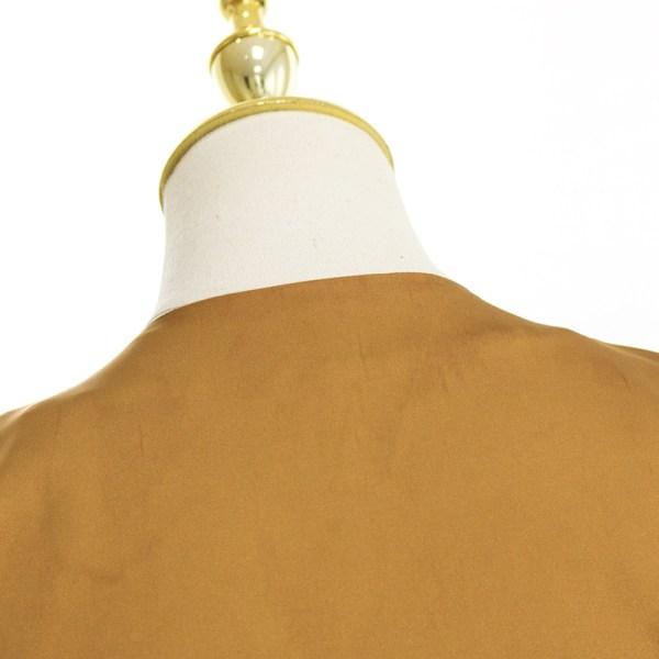 Brown Retro Dress With Bead Details | IU – Hotel Del Luna