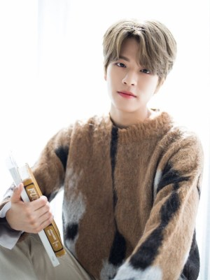 Brushed Mohair Sweater  | Seungmin – Stray Kids