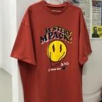 Smiley Face Printed T-Shirt | Minhyuk – MONSTA X
