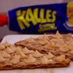 Dîner IKEA : Toasts au tarama de cabillaud, boulettes suédoises et glace au Daims