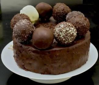 gateau boules cake pops