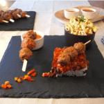 Chili pop carne