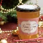 confiture pomme orange 1 150x150 Recettes de Noël, de fêtes et cadeaux gourmands