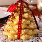 pyramide sables sapin 150x150 Recettes de Noël, de fêtes et cadeaux gourmands