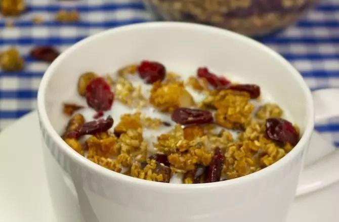 granola-maison-aux-cranberries