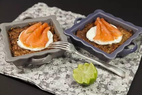 rostis saumon au four