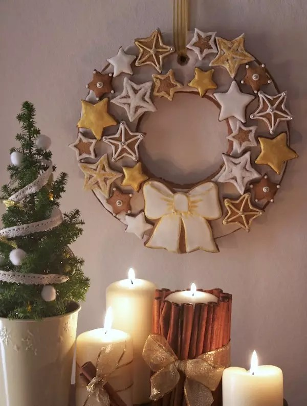christmas-wreath-gingerbread