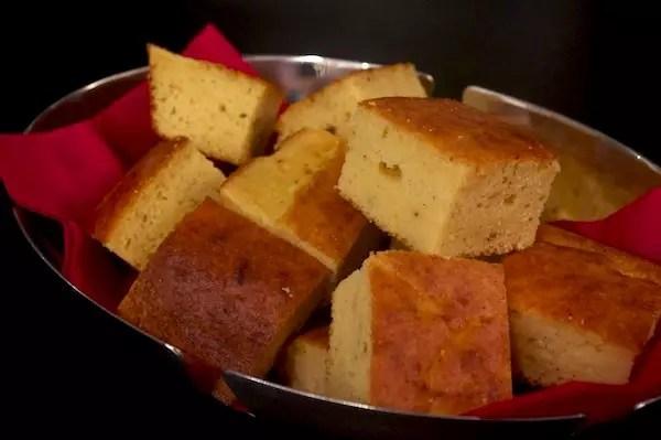 Soupe butternut pommes cornbread au piment - Repas de noel americain ...