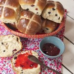 hot cross buns confiture 150x150 Index des recettes