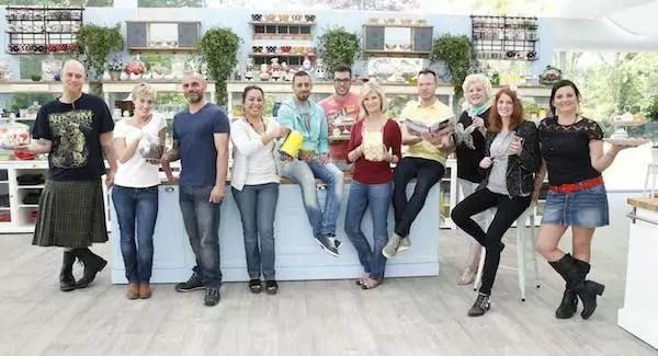 Candidats Le Meilleur Pâtissier Saison 3 M6