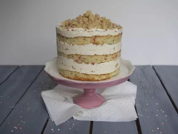 La Recette Du Momofuku Birthday Cake