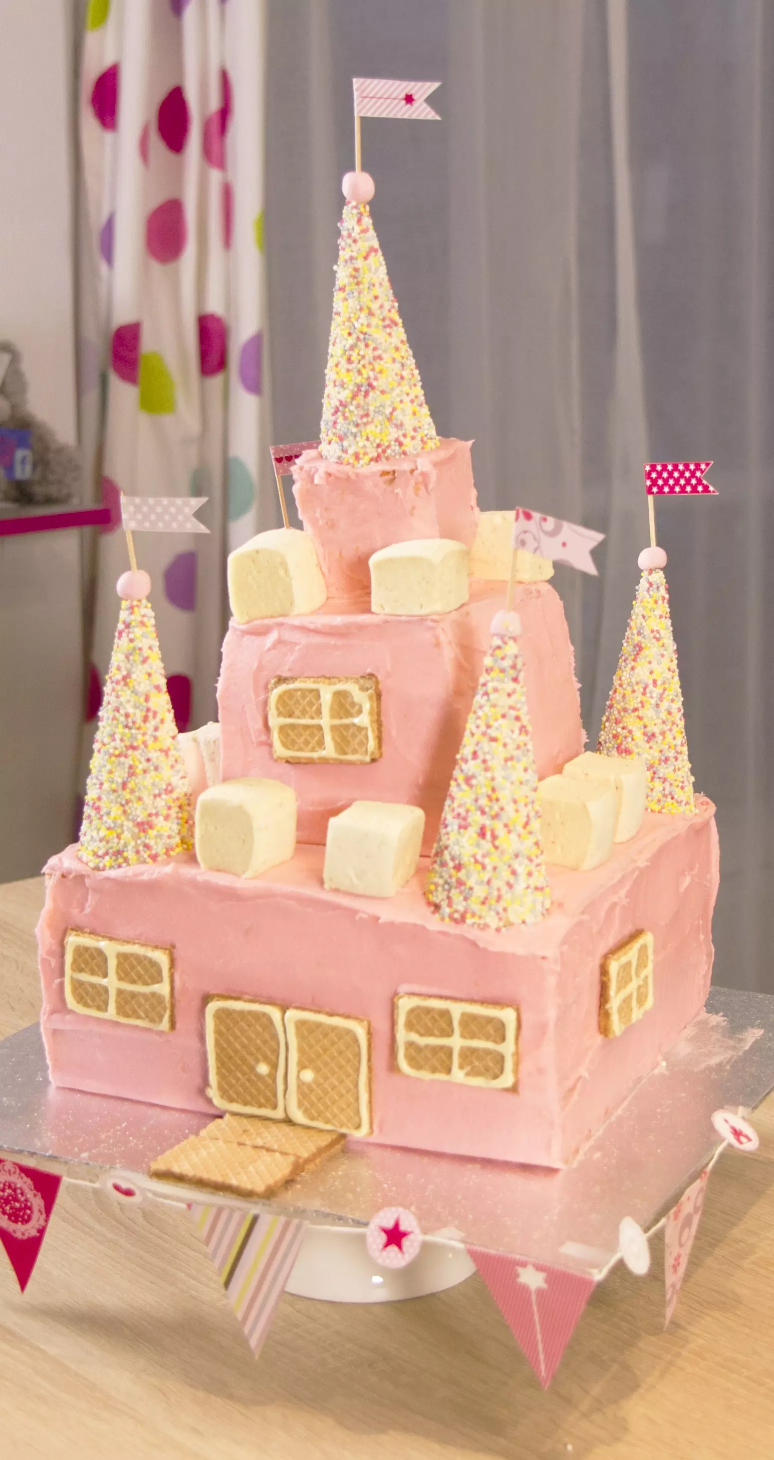 Gateau,Chateau,princesse