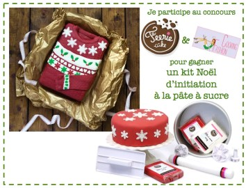 Concours-Fashion-cooking-noel-feerie-cake