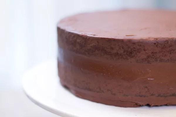 Ganache Croustillant Cake Design Pate A Sucre